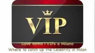 How to meet VIP in Milan// Come incontrare Belen o Corona a Milano?