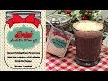 DRINK AND BE MERRY!  RASPBERRY HOT COCOA MIX RECIPE! NEW COOKBOOK!