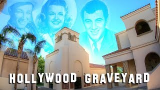 FAMOUS GRAVE TOUR - Inland Empire (Roy Rogers, Rock Hudson, etc.)