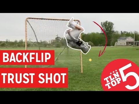 INSANE Backflip Trust Shot Challenge | TLN Top 5