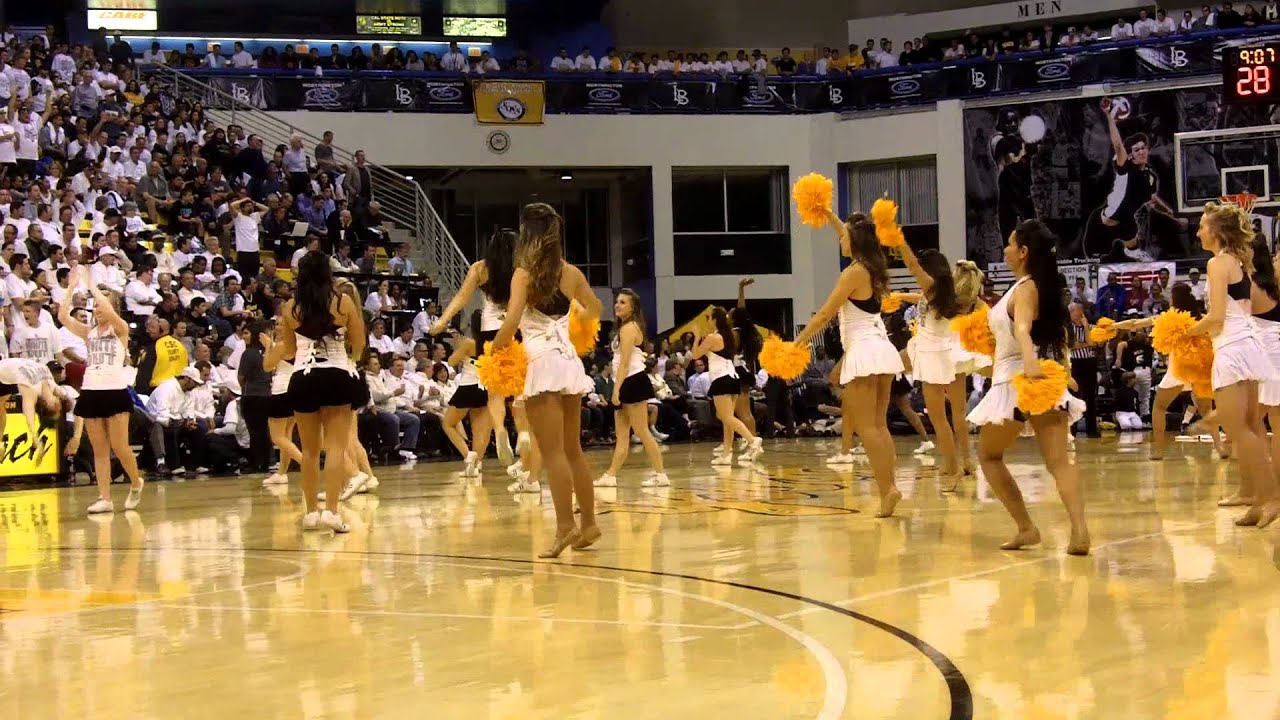Long Beach State Cheer and Dance Teams - YouTube