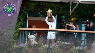 Twilight at Wimbledon 2019: Day 13 Review