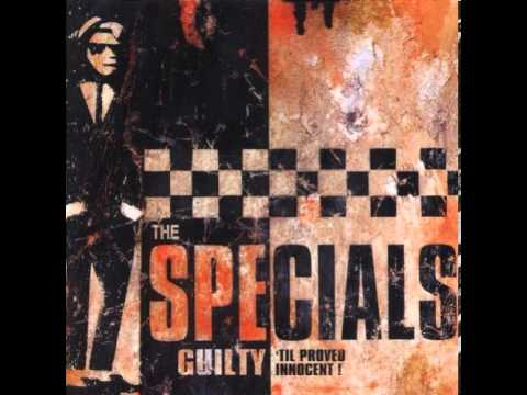 Specials - My Tears Come Falling Down Like Rain