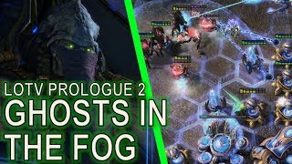 Starcraft II: Legacy of the Void Prologue 2 - Ghosts in the Fog [ALL ACHIEVEMENTS! GOLDEN ARMADA!]