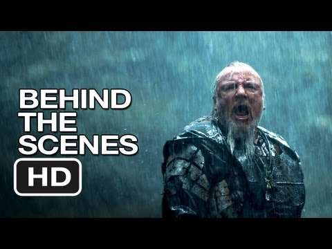 Noah - Behind the Scenes (2014) Darren Aronofsky, Russell Crowe Movie HD