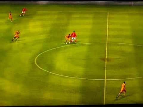 Sick Fifa 10 Goal PS3!