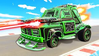 NEW INSANE $3,750,000 BEAST MINI TRUCK! (GTA 5 DLC)