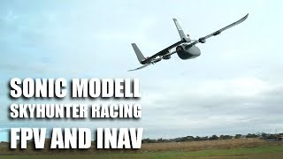 Skyhunter Racing FPV and iNav