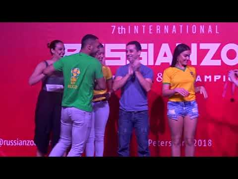 RZCC2018 J&J Winners Announcement 5 ~ video by Zouk Soul