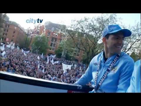 Being Sergio Aguero
