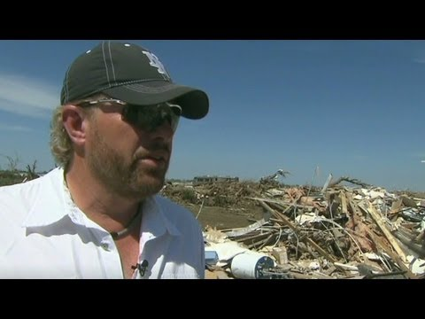 Tornado hits home for country star Toby Keith