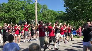 """River City' Band Festival 2018 Mason City, Iowa"