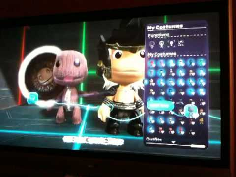 LittleBigPlanet SackBoys Dancing To oh no you didnt