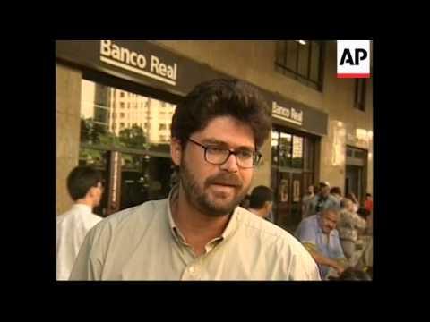 BRAZIL: RIO: MEASURES ANNOUNCED TO STEM ECONOMIC COLLAPSE