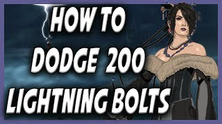 How To Dodge 200 Lightning Bolts in Final Fantasy X