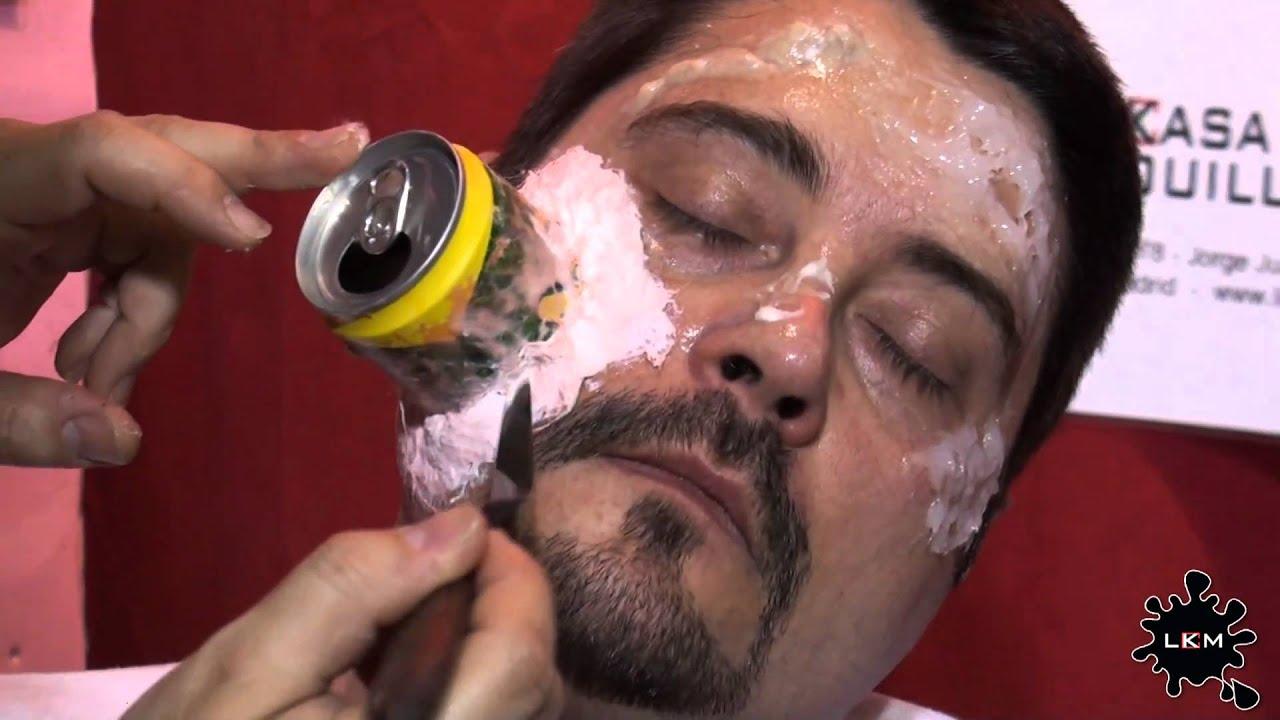 Zombie makeup tutorial maquillaje de zombis youtube - Como maquillarse de zombie ...