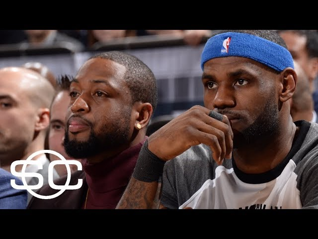 How would Lebron James and Dwyane Wade play together on Cavaliers? | SportsCenter | ESPN