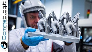 Audi Car Factory New Plant Materials Technology Center Manufactory