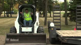Bobcat Loader Safety