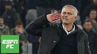 Juventus vs. Manchester United analysis: Were Jose Mourinho's antics warranted? | Champions League
