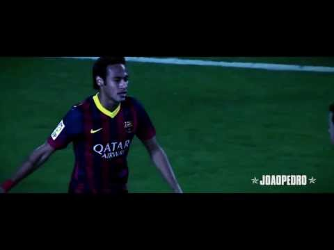 Neymar Jr. Young Star▕  Mini Edit ▕  F.C. Barcelona 2013-2014
