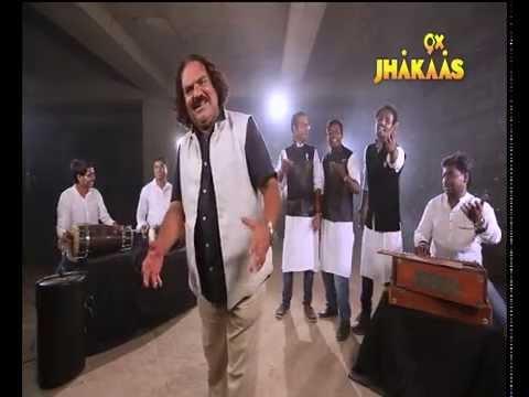 Marathi Movie COURT | Powada Unplugged Song | By Shahir Sambhaji Bhagat