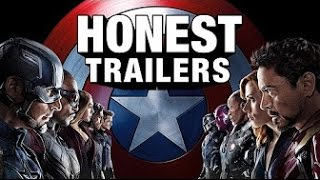 Honest Trailers - Captain America: Civil War 2016