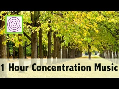 1 HOUR OF CONCENTRATION MUSIC Extra long video for long periods of focus, studying.