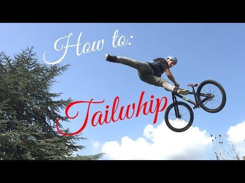 SO LERNT IHR DEN TAILWHIP! | How to Tailwhip MTB