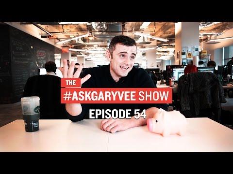 #AskGaryVee Episode 54: Marketing Agencies, Ashton Kutcher, & Hot Cocoa
