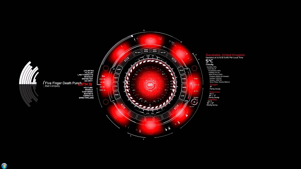 Red Arc Reactor