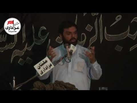 Zakir Syed Najam Shah | Majlis 29 June 2018 | Imam Bargah Jamia Sahib-Uz-Zaman Gulghast Multan