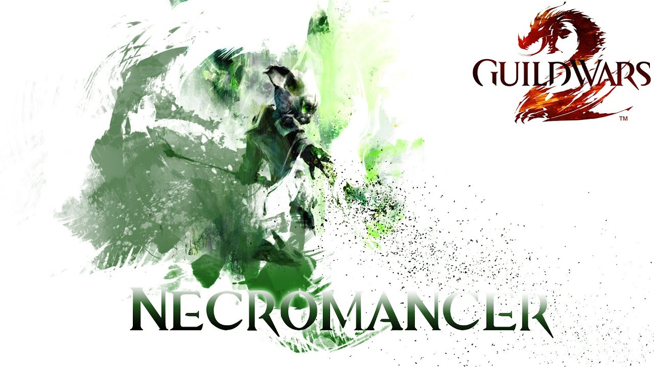 Guild Wars Necromancer Wallpaper Necromancer ║ Guild Wars 2
