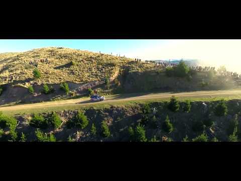 Ashley Forest - NZ Rally Championship 2015