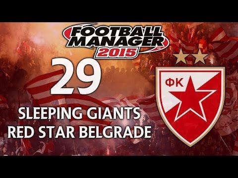 Sleeping Giants: Red Star Belgrade - Ep.29 A Tough Draw (Porto)   Football Manager 2015