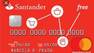 CARTÃO DE CRÉDITO  SEM CONSULTA SPC E SERASA E CONTA SANTANDER - PELO SMARTPHONE