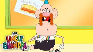 Aunt Grandma   Uncle Grandpa   Cartoon Network