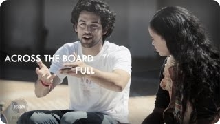 P-Rod with Joy Bryant Taking Risks | Across The Board Ep. 1 Full | Reserve Channel