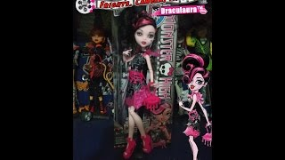 Monster High Frights Camera Action Draculaura Türkçe Tanıtım