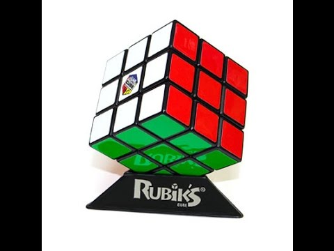 Видео как научиться собирать кубик Рубика