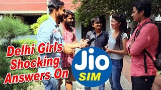 Delhi Girls Shocking Answer On