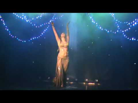 Yaël Zarca (france) Eilat Festival 2009 - Danseuse Orientale   Bellydancer video