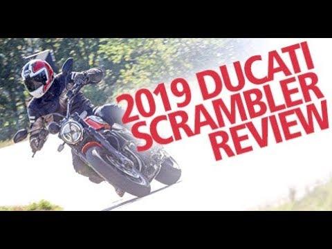 2019 Ducati Scrambler road test review