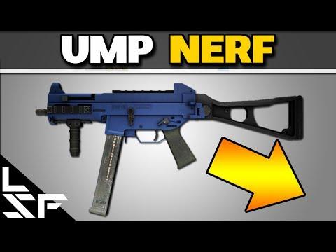 UMP NERF - What has changed? | CS:GO Update