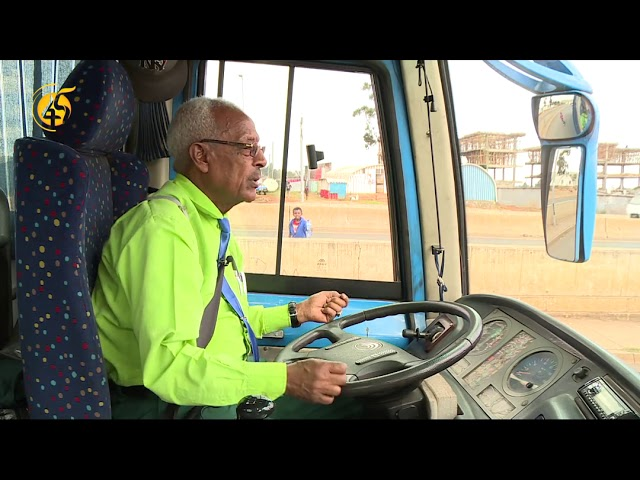 Ethiopia: Meet The Man Who Drove For 48 Years Without Any Accident