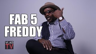 Fab 5 Freddy on Giving 2Pac His First Interview, Tells 2Pac & Madonna Story (Part 5)