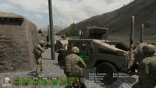 Chasing Grim Reaper   Mission 2   ArmA 2 Uncut Co op Gameplay