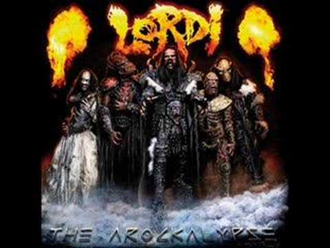 Lordi - The Chainsaw Buffet