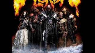 Watch Lordi Chainsaw Buffet video