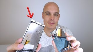Does the BlackBerry KeyOne screen STILL FALL OFF?? - Round 2